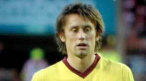 Rosicky face still