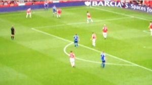 Zigic goal oct 16 poor defense positioning