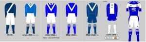 Birmingham kits with crosses