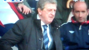Hodgson 39 min first frontal talking to himself