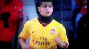 Denilson snood 2 eyes open
