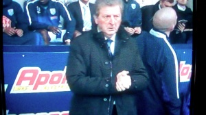 Hodgson pregame hand wringing